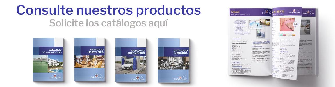 Catálogos Expoquim